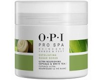 OPI -  Скраб с сахарными кристаллами OPI Pro Spa Skin Care Hands&Feet Exfoliating Sugar Scr 882 гр.