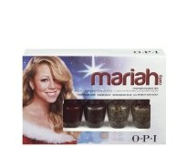 OPI -  Набор мини-лаков OPI Mariah Carey Four Mini Holiday Hits